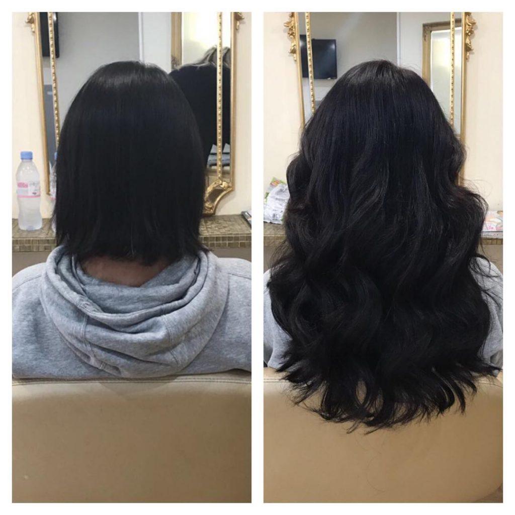 Arabella Rose Specialist Hair Extensions Salon London