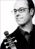 Brian Franklin, viole de gambe