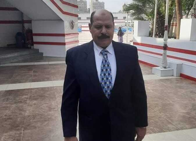 المستشار أحمد البكري رئيس نادي الزمالك
