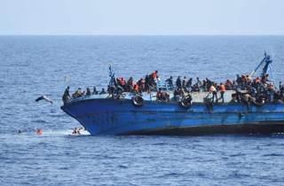 إحباط محاولة هجرة غير شرعية لـ 27 شخصا في الإسكندرية
