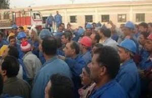 عمال المقاولون العرب