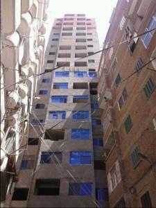 مباني مخالفة