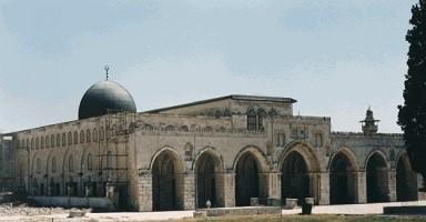 المسجد الاقصي