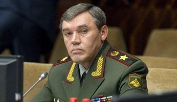 رئيس الاركان الروسي: لن نسمح لأي دولة بالتدخل العسكري في سوريا