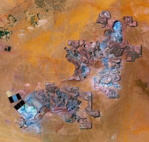 المدينة الصناعية أرليت بمنطقة أغاديس شمالي النيجر