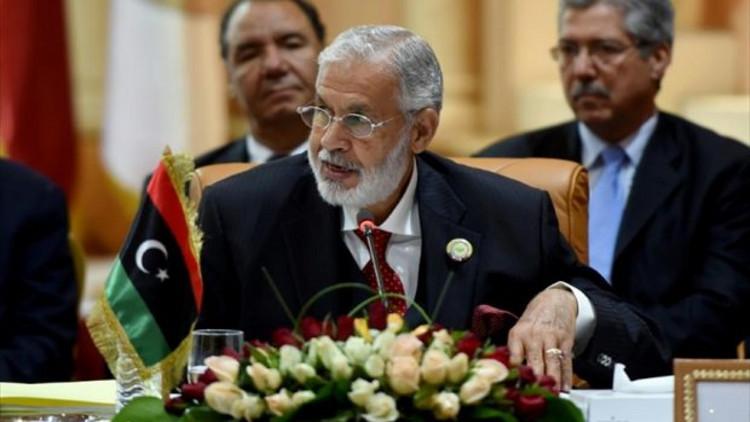 السلطات الليبية