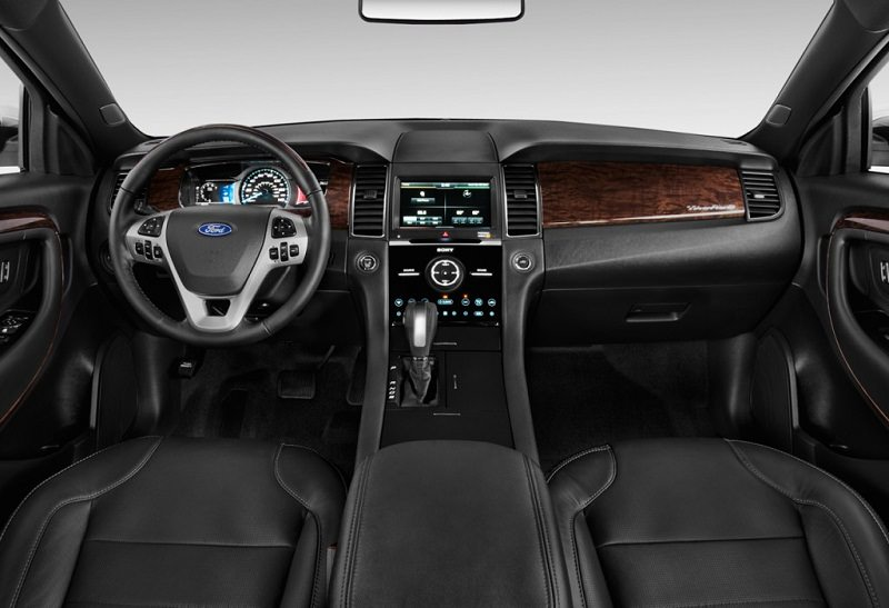 0 2014 100 Ford Sho Taurus