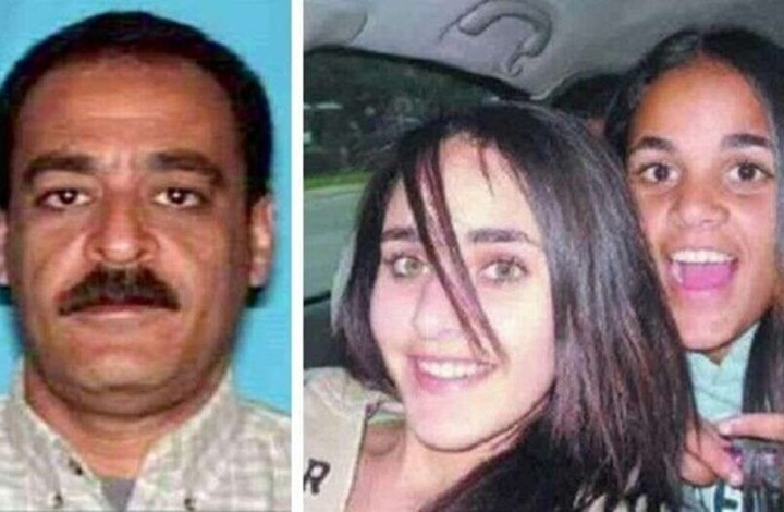 قتل ابنتيه.. أمريكا تلقي القبض على أخطر مجرم مصري