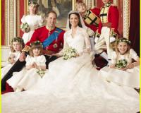 HRH Prince William and Kate Middelton's  Wedding