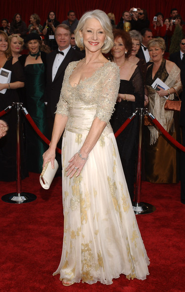 Mother Of The Bride Fashion Inspired By Helen Mirren