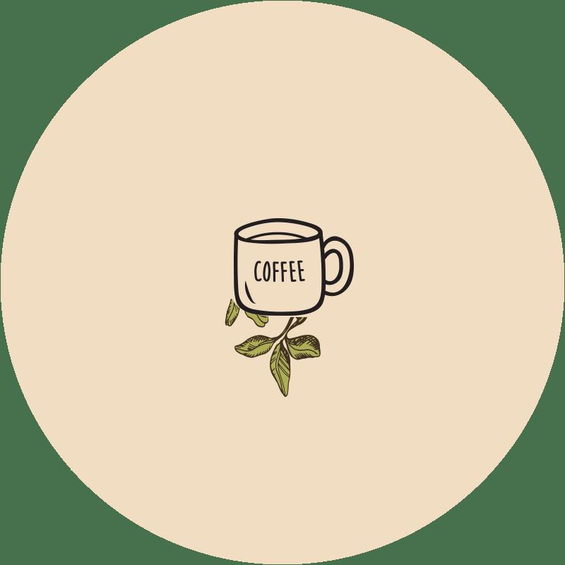 Arabica koffie DV