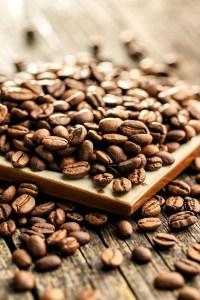 arabica koffiebonen branden dv
