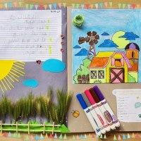 @rainbow_schooling from Ireland is the winner of September's challenge