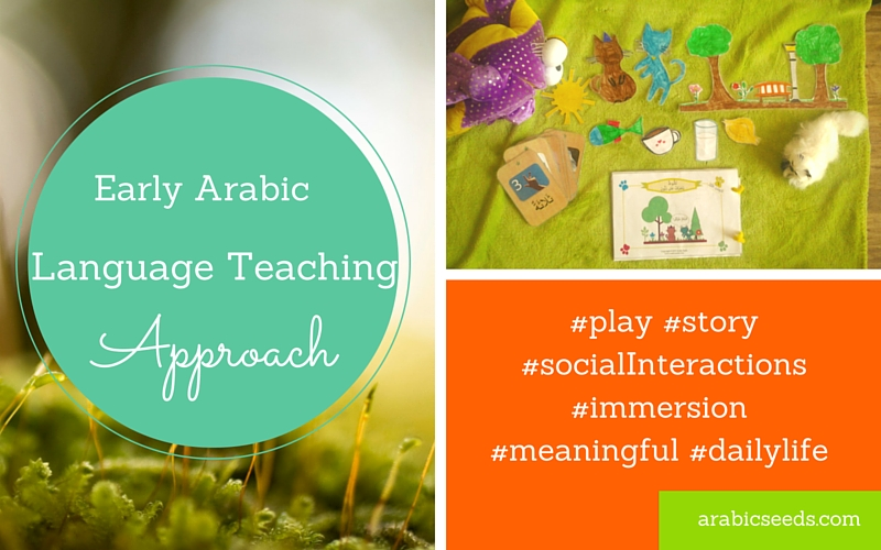Early-Arabic-Language-Teaching-Approach