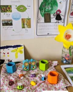 Arabic Spring display