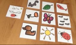Videos: Park speaking cards