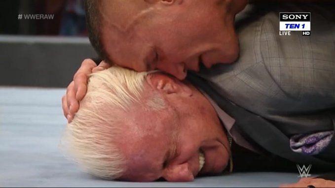 ريك فلير و راندي أورتن 2020