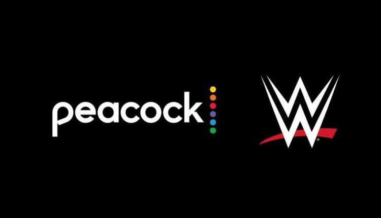 wwe و peacock بيكوك