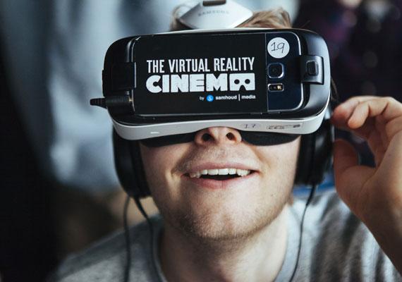 تكنولوجيا الواقع الإفتراضي
