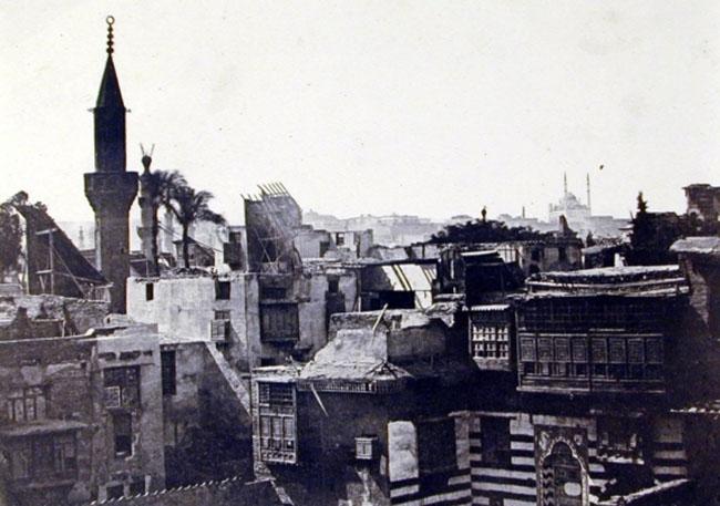 أول صورة شمسية تلتقط في مصر عام 1849