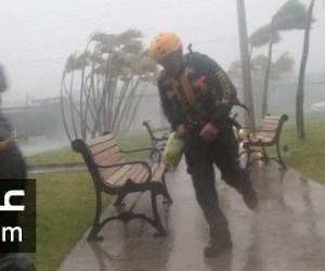الرئيس الامريكي ترامب يرسل اعانات طارئة الي فلوريدا بعد اعلانها منطقة كوارث