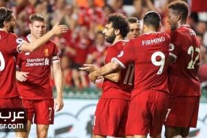 مباراة ليفربول وساوثهامتون فى الدورى الانجليزى اليوم | شبكة عرب مصر
