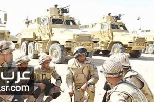 القيادة العامة للقوات المسلحة تصدر الإشعار السادس بعملية سيناء لسنة 2018
