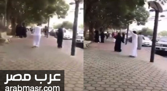 حالة غضب في السعودية بسبب رقص فتاة مع شاب علناً في الشارع والسلطات تأمر بالقبض عليهم
