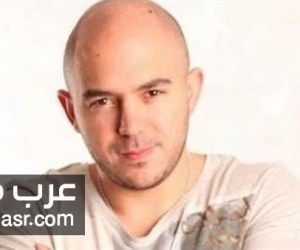 المطرب محمود العسيلي زوجته تثير الجدل بين الجمهور حول حملها