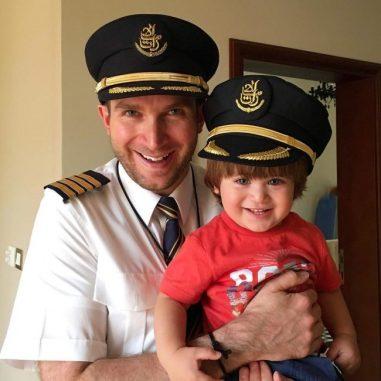 الأمان في الطائرات