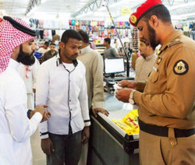 Violators Of Residence Labor Regulations Netted Across Saudi Arabia