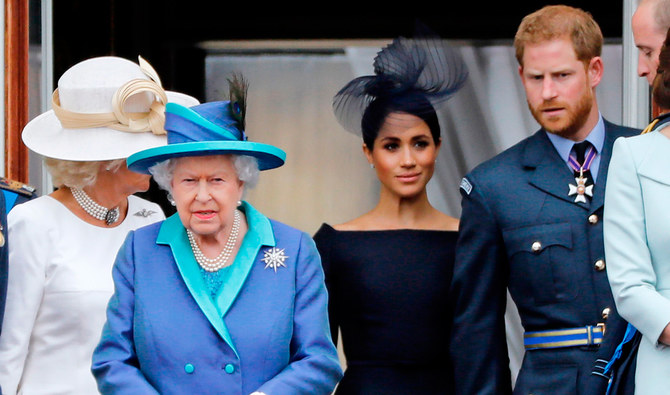 Harry To Meet Queen Elizabeth Over Plan To Shift Royal Role