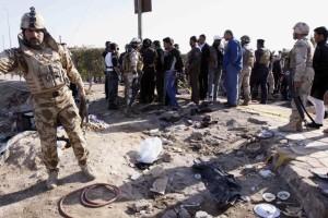 iraq forze di sicurezza