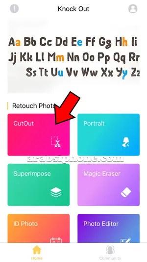 تحميل برنامج قص الصور باحتراف للايفون قص حر او قص الصور بشكل