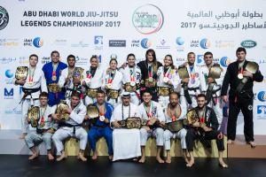 2017 Abu Dhabi World Pro Winners