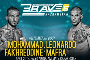 Mohammad Fakhreddine Brave Kazakhstan