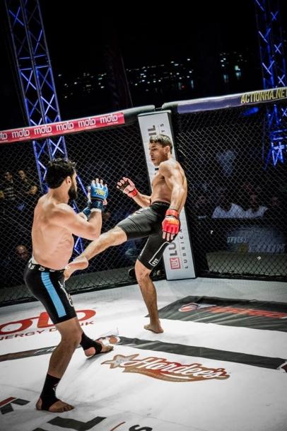Desert Force 20 - Anas Siraj Mounir Vs. Tareq Hamdi - a4