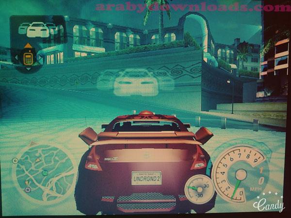 Pc Game رابط تحميل لعبة سباق السيارات نيد فور سبيد اندر