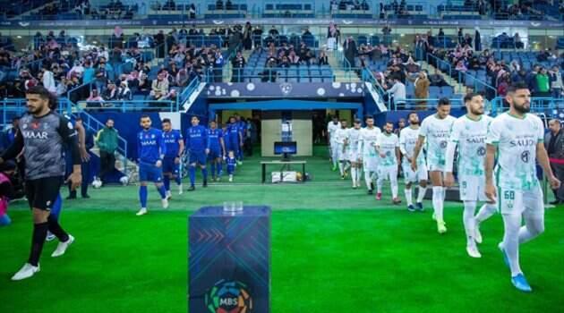 مواعيد مباريات اليوم في الدوري السعودي وأهمها موعد مباراة الهلال والأهلي عربي ون