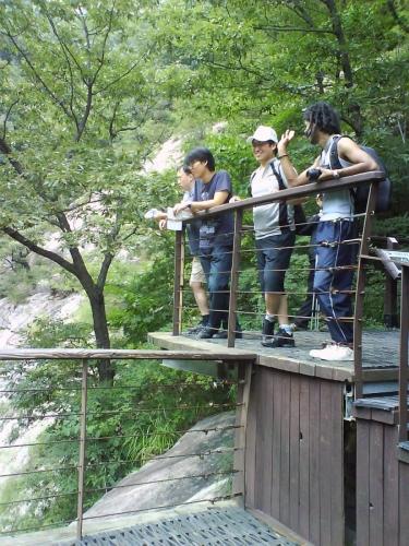 Gyeryong Mountain, 2009