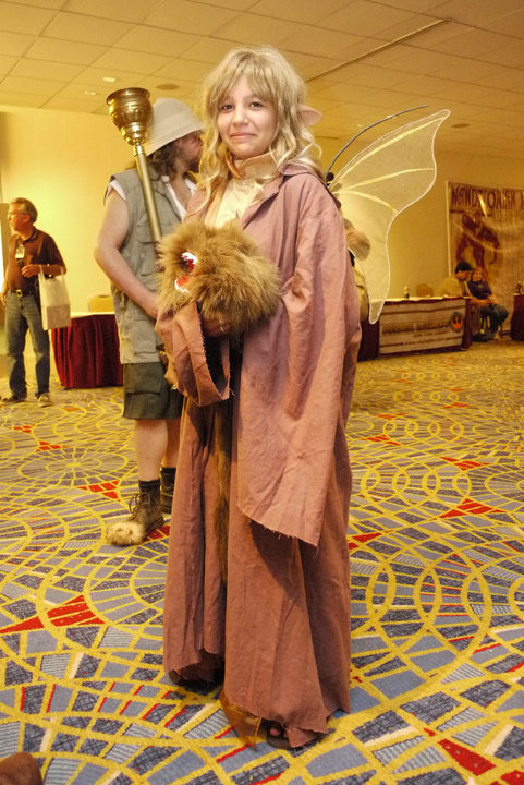 The Dark Crystal Gelfling Costume