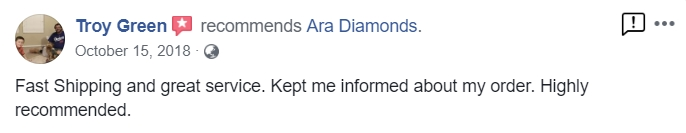 Ara Diamonds Reviews