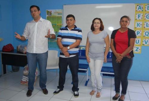 Secretário Rodrigo Aladim destaca avanços na educação