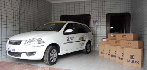 Novo veiculo dará mais agilidade ao trabalho do conselho em Macau