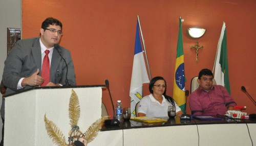 Promotor Eugênio Carvalho