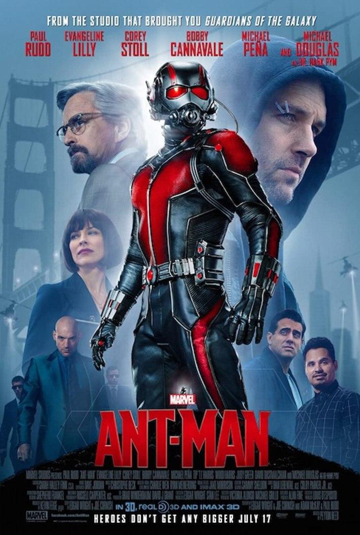 بوستر Ant-man