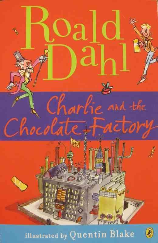 تشارلي ومصنع الشكولاتة - الكتب الاكثر مبيعا في التاريخ