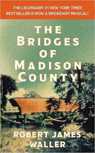 جسور مقاطعة ماديسون - الكتب الاكثر مبيعا في التاريخ