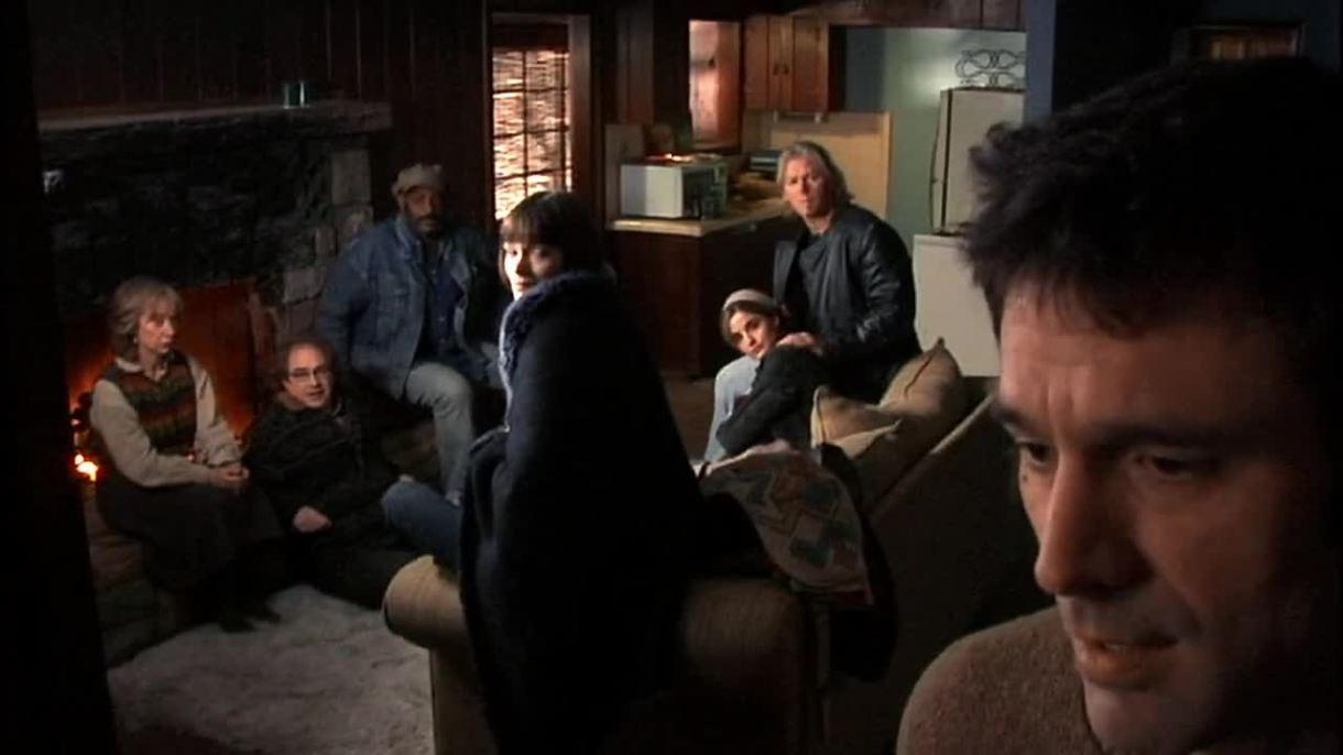 الفيلم كله تقريباً تمّ تصويره في هذه الغرفة .. ومع ذللك نسبة الملل فيه 0 % !