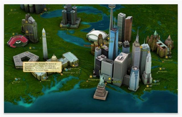 earth3D 2 أفضل 15 تطبيق تعليمي للأطفال